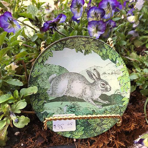Hare Trinket Tray