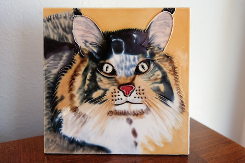 Maine Coon Tile