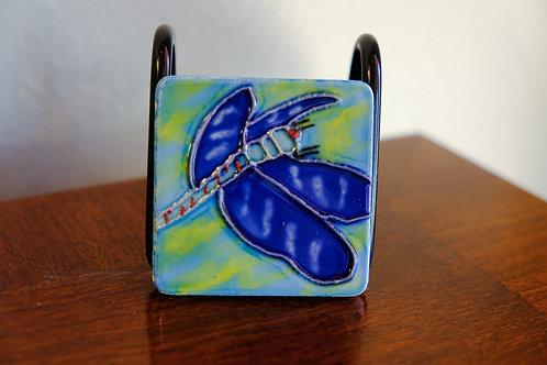 Ceramic Dragonfly Magnet
