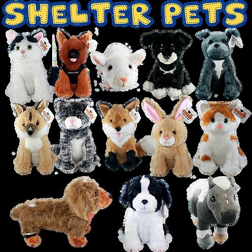 Send a Shelter Pet to a Children's Hospital