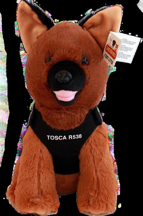 Tosca (w/ vest)