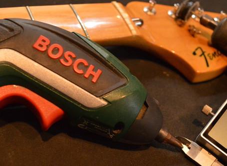 一番町ギターの調整・修理