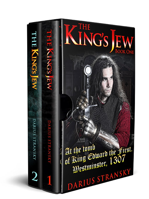 'The King's Jew' Book One