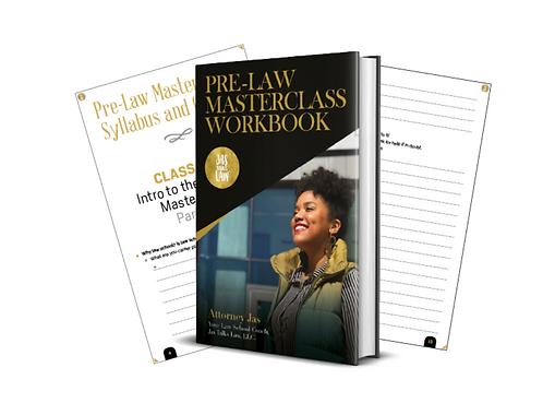 The Pre-Law Masterclass Workbook