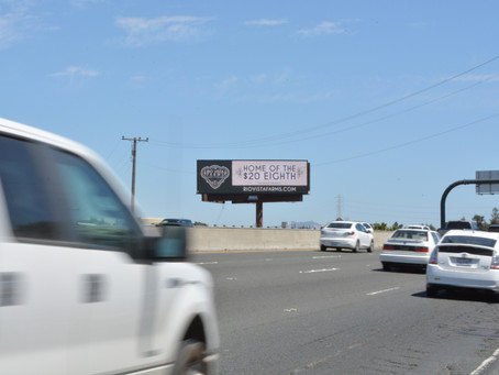 Billboards are live on HWY 680