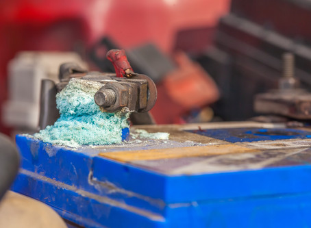 How to Clean Car Battery Corrosion | Step-by-Step Guide