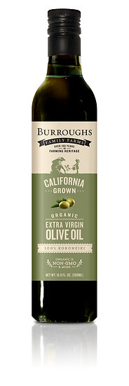 Organic Extra Virgin Olive Oil - Koroneki