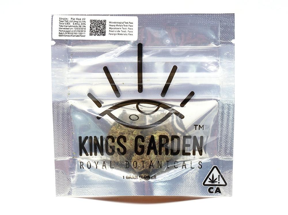 King's Garden Gram