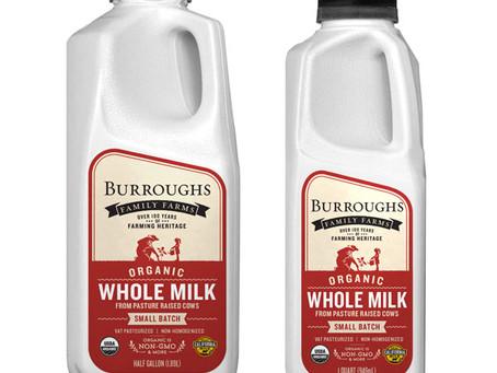 Cream-Top Milk Discontinued
