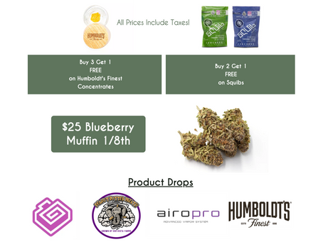 Happy Hump Day! Check Out These Specials