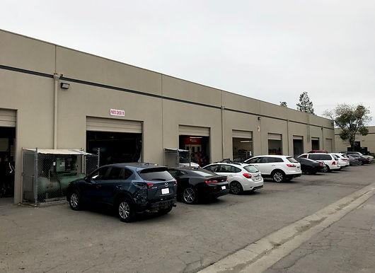 Cal Auto Body Location