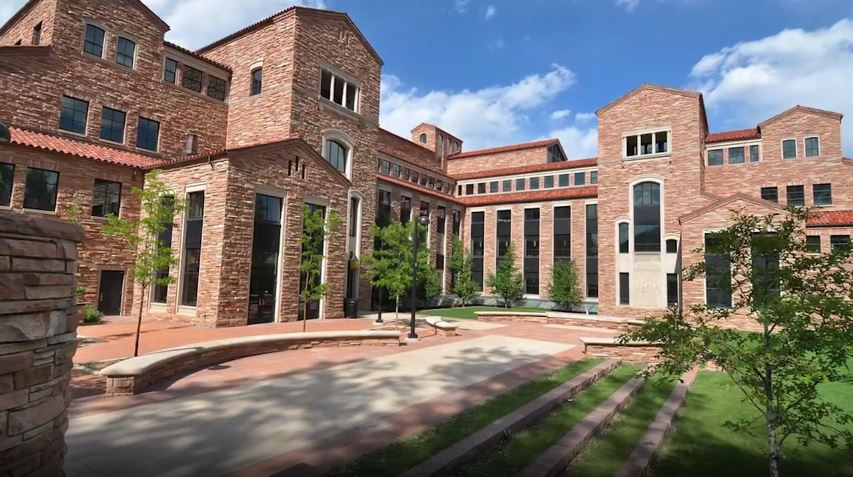 University of Colorado, At Boulder