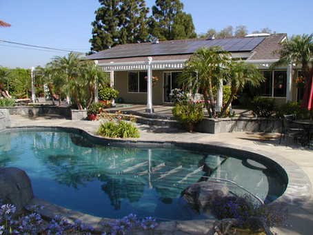 The Full Cost of a Solar Pool Heater