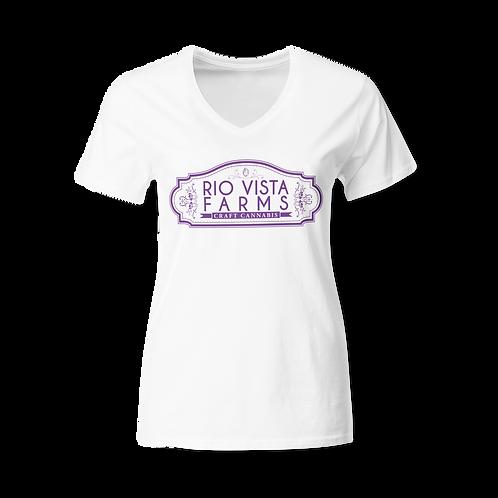 Peanut Butter Breath Women's V-Neck T-Shirt