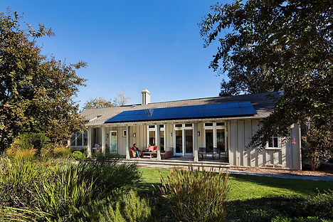 Hayward home with sunpower solar panels