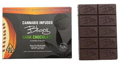 Bhang Dark Chocolate
