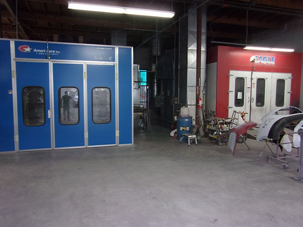 Eagle Americure Paint Booths