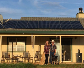 SunPower by The Solar Quote Customer