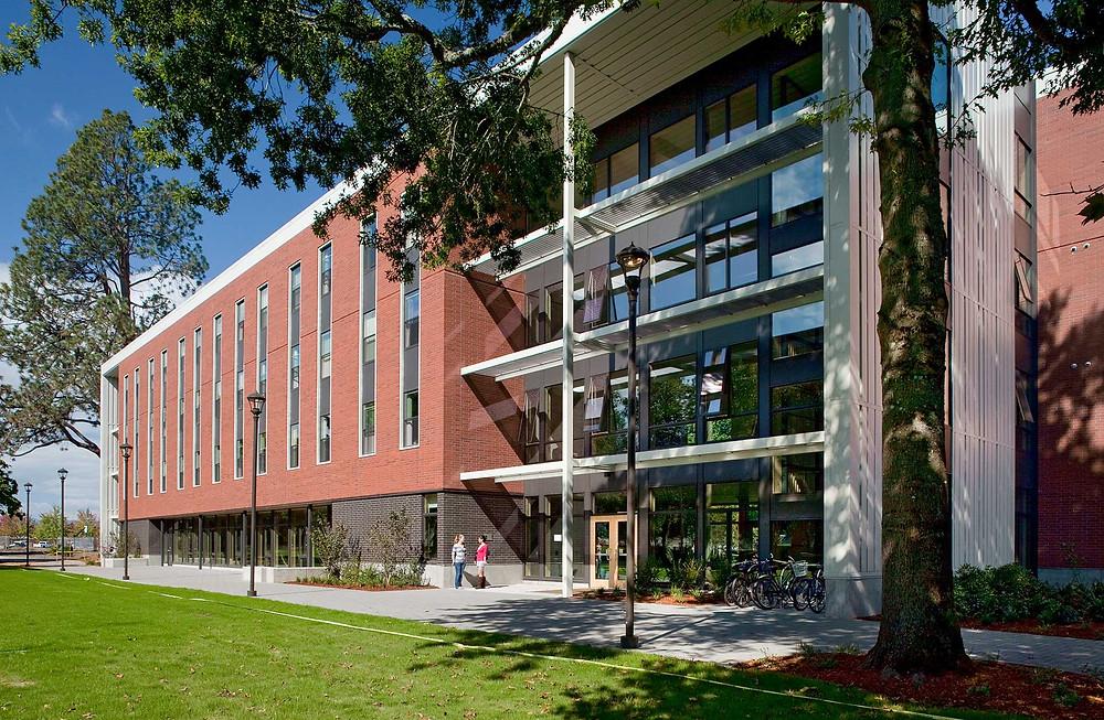 Western Oregon University, Ackerman Hall