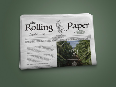 ...and The Rolling Papers are IN!
