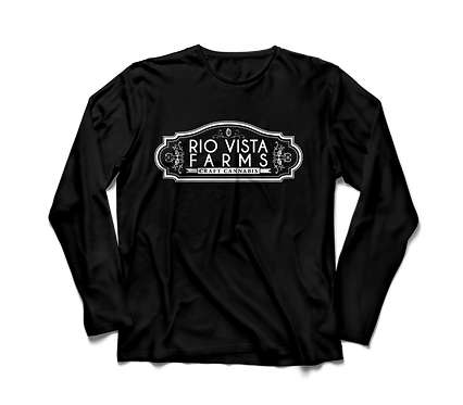 Sundae Driver Black Long Sleeve Shirt