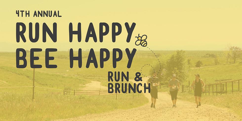 Run Happy Bee Happy Run & Brunch
