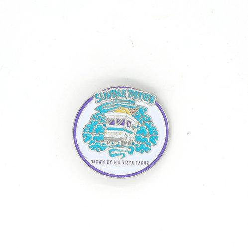 Sundae Driver Pins
