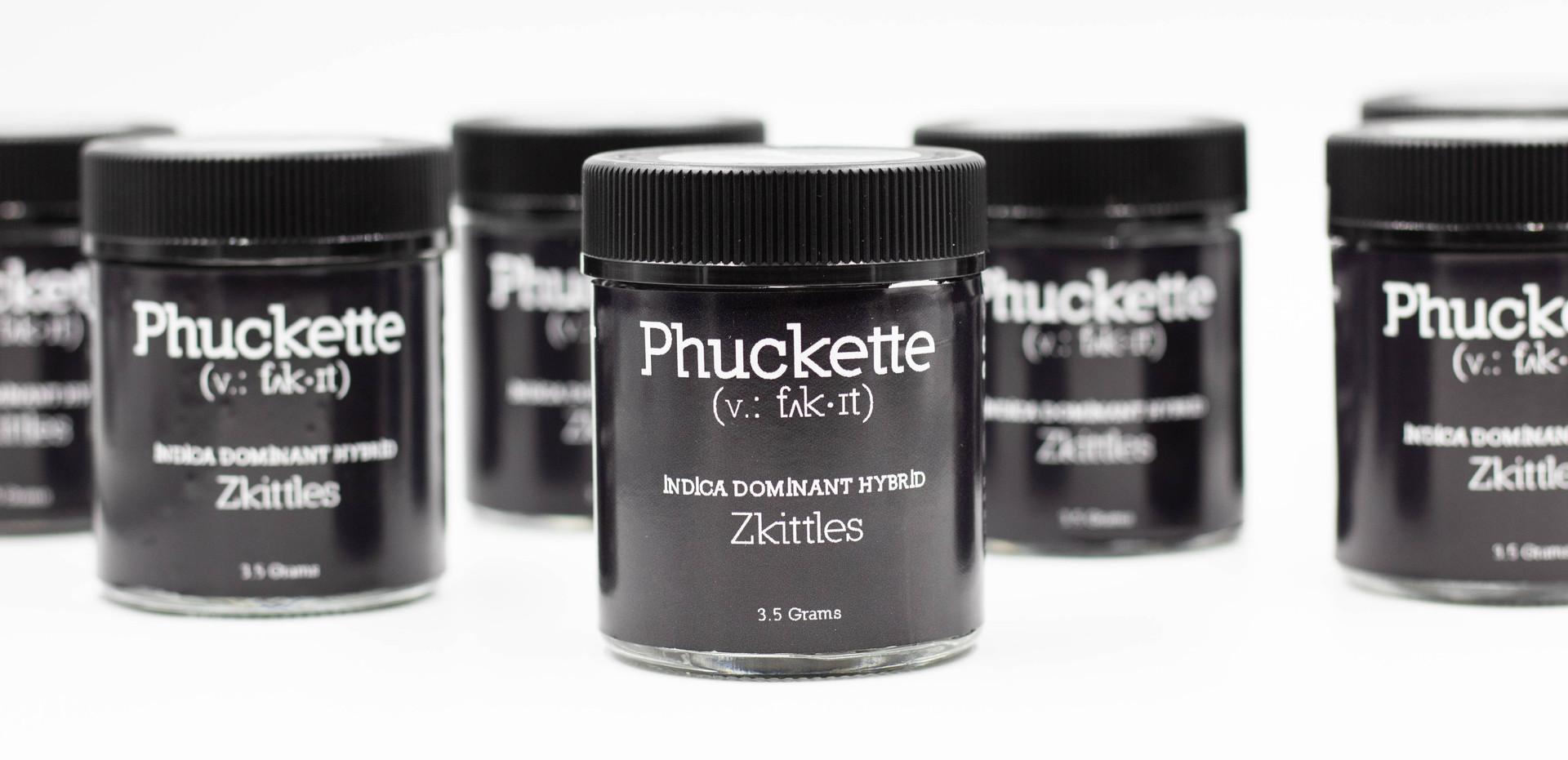 Phuckette 1/8th Jars