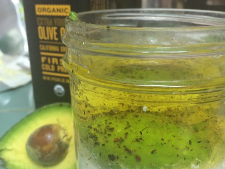 Avocado Ranch with Burroughs Family Farms Organic Olive Oil