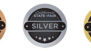 Burroughs Family Farms Extra Virgin Olive Oil wins at California State Fair