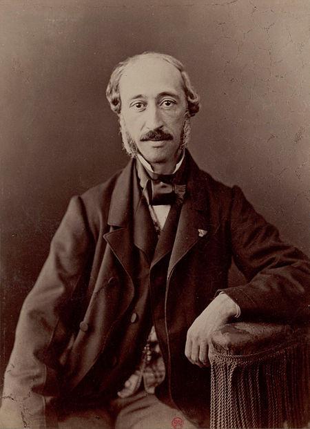 photo of Edward Becqueral