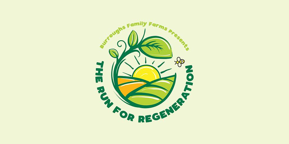 The Run for Regeneration