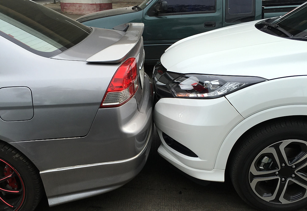 Rear End Hidden Damage