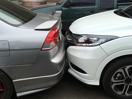 Five Things to Look for After A Rear-End Auto Collision including Hidden Damage