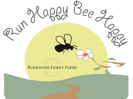 3rd Annual Run Happy Bee Happy 5k Run / Walk and Kids Fun Run 2018