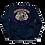 Thumbnail: Peanut Butter Breath Navy Long Sleeve Shirt