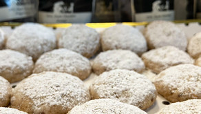 Recipe: Almond Cookies with a Twist