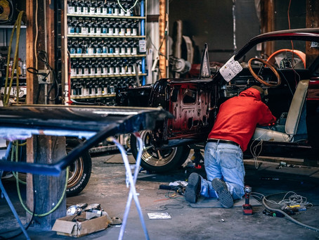 5 Must Know Tips For Choosing an Auto Body & Paint Shop