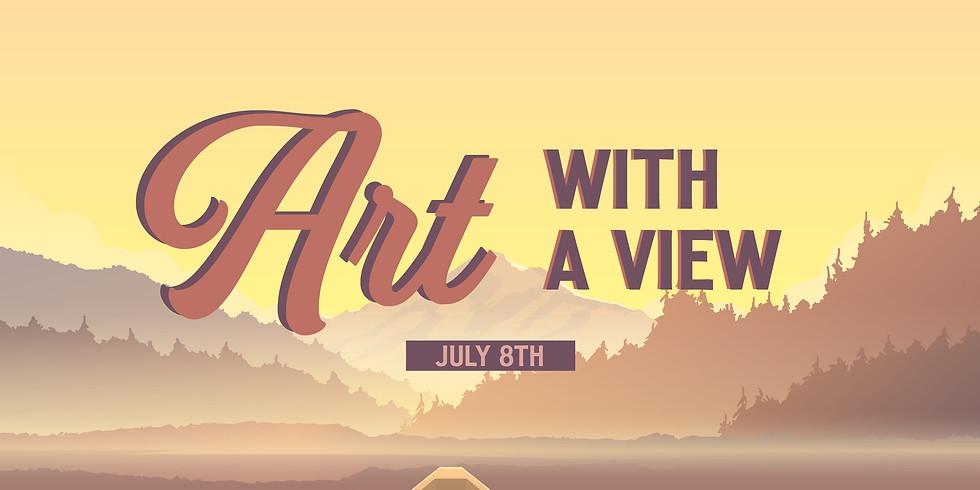 Art with a View - Andrés Salazar