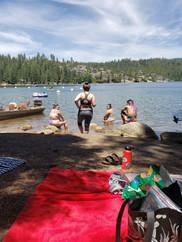 Team Lake Weekend