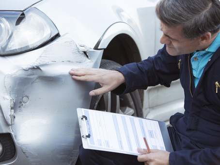 Types of Car Damage and How They Are Repaired