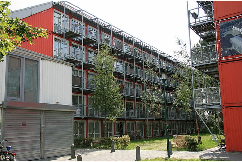 University of Amsterdam, Keetwonen