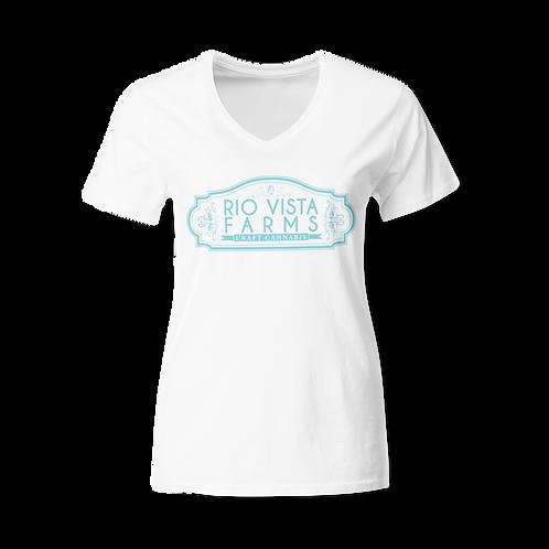 Sundae Driver Women's V-Neck T-Shirt
