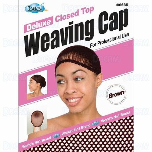 Dream World Deluxe Brown Weaving Cap