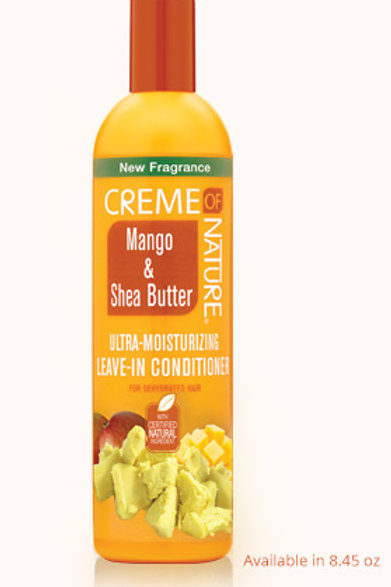 Creme of Nature Ultra Moisturizing Leave-In-Conditioner  8.45 oz