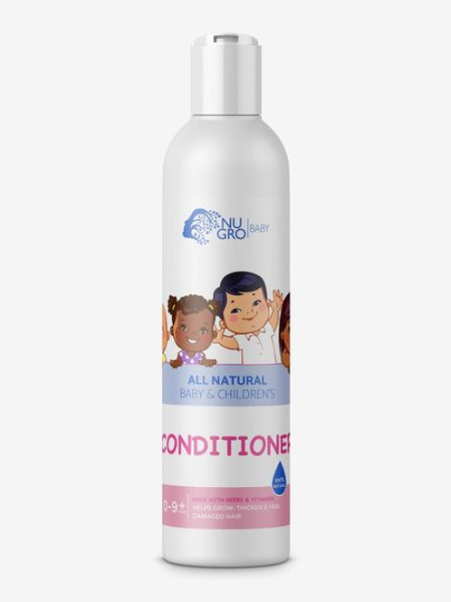 NU-GRO Baby & Kid Hair-GRO Conditioners 8 oz