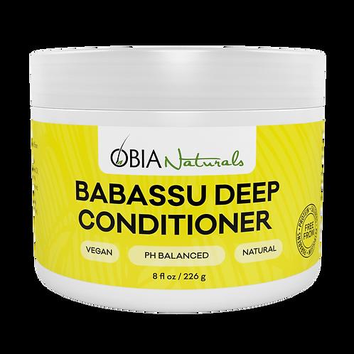 OBIA Naturals Babassu Deep Conditioner (8 fl oz)