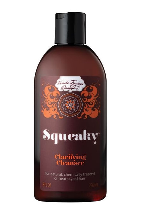 Uncle Funky's Squeaky  Clairfying Cleanser (8 oz)