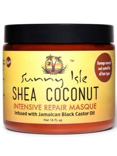 SUNNY ISLE SHEA COCONUT INTENSIVE REPAIR MASQUE