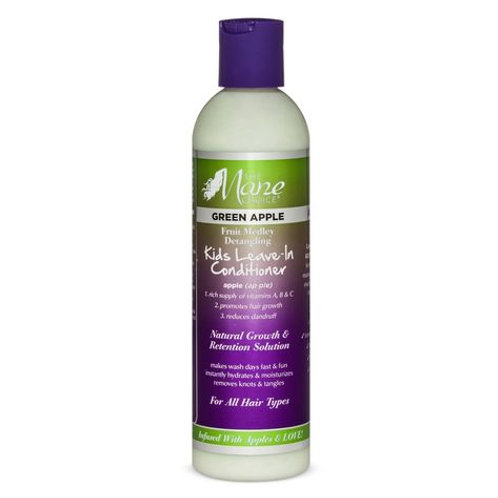 Mane Choice Kids Green Apple Leave In Conditioner